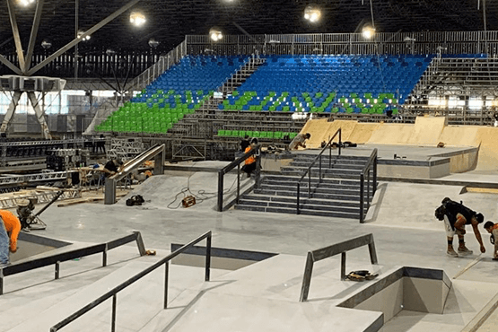 WS / SLS 2019 Skateboarding World Championship