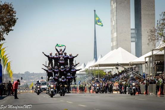Desfile de 7 de Setembro - Brasília
